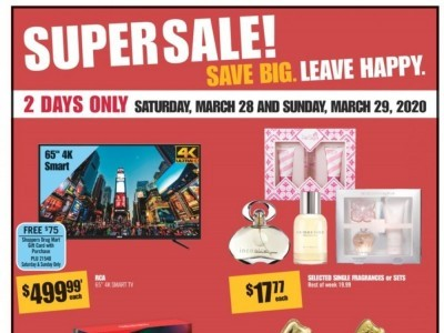 Shoppers Drug Mart Flyer Thumbnail