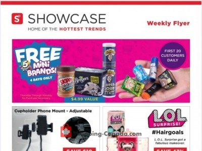 Showcase Flyer Thumbnail