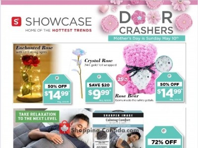 Showcase Outdated Flyer Thumbnail