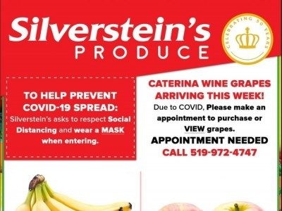 Silverstein's Produce Outdated Flyer Thumbnail