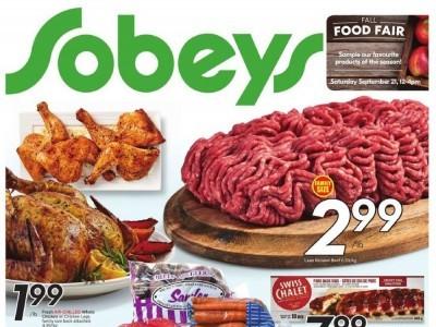 Sobeys Flyer Thumbnail