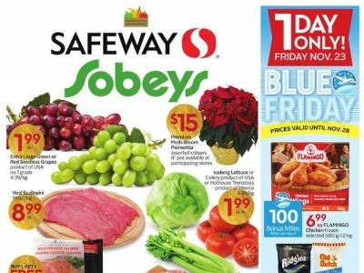 Sobeys Outdated Flyer Thumbnail