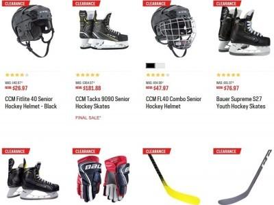 Sport Chek Flyer Thumbnail