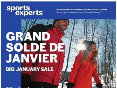 Sports Experts Flyer Thumbnail