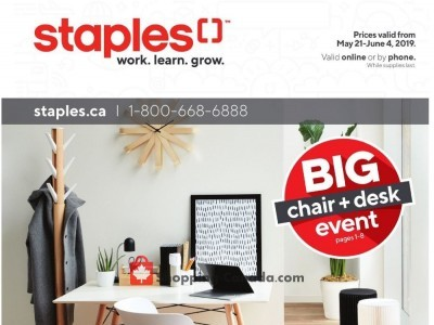 Staples Flyer Thumbnail