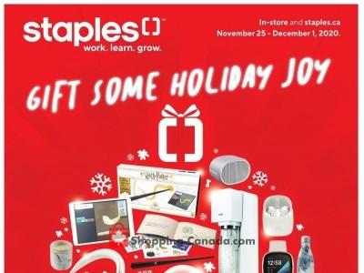 Staples Flyer Thumbnail