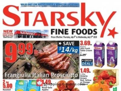 Starsky Foods Flyer Thumbnail
