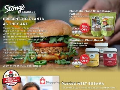 Stong's Market Flyer Thumbnail