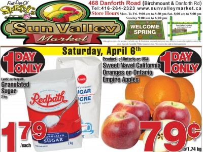 Sun Valley Market Outdated Flyer Thumbnail