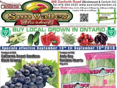 Sun Valley Market Flyer Thumbnail