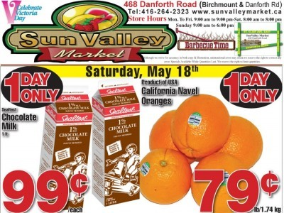 Sun Valley Market Flyer Thumbnail