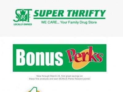Super Thrifty Flyer Thumbnail