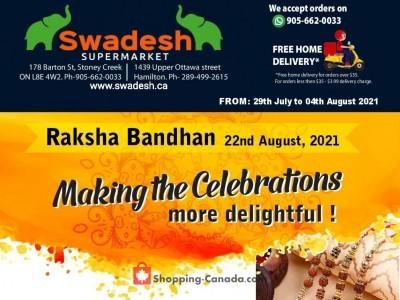 Swadesh Supermarket Flyer Thumbnail