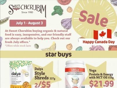 Sweet Cherubim Flyer Thumbnail