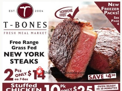 T-Bone's Outdated Flyer Thumbnail