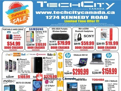 TechCity Outdated Flyer Thumbnail
