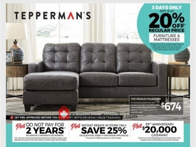Tepperman's  Flyer Thumbnail