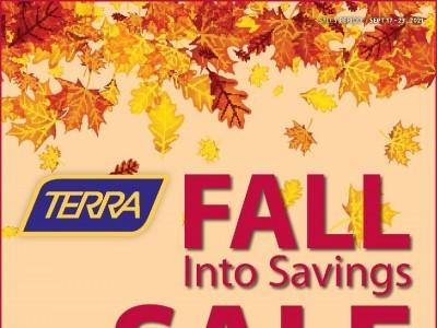 Terra Green Houses Flyer Thumbnail