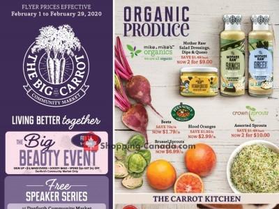 The Big Carrot Flyer Thumbnail
