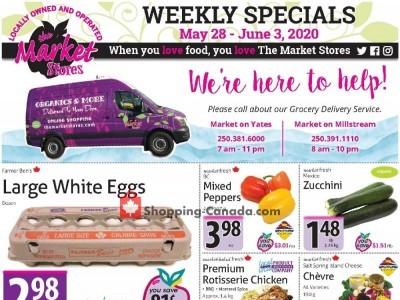 The Market Stores Flyer Thumbnail