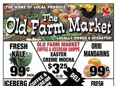 The Old Farm Market Flyer Thumbnail