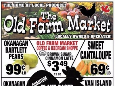 The Old Farm Market Outdated Flyer Thumbnail