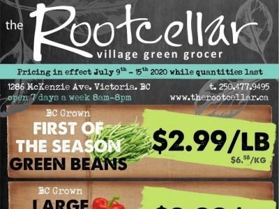 The Root Cellar Flyer Thumbnail