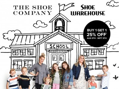 The Shoe Company Outdated Flyer Thumbnail