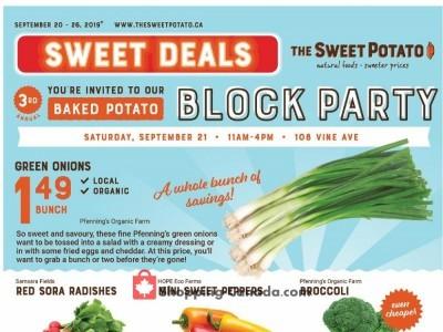 The Sweet Potato Flyer Thumbnail