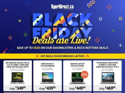 Tiger Direct Outdated Flyer Thumbnail