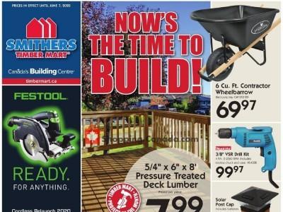 Timber Mart Flyer Thumbnail
