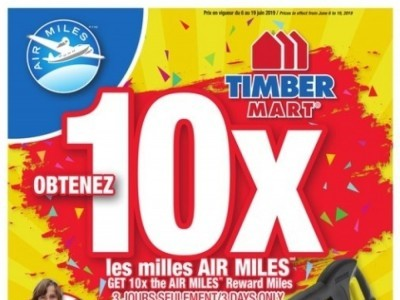 Timber Mart Outdated Flyer Thumbnail
