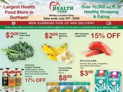 TNS Health Food  Outdated Flyer Thumbnail
