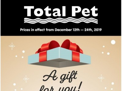 Total Pet Outdated Flyer Thumbnail
