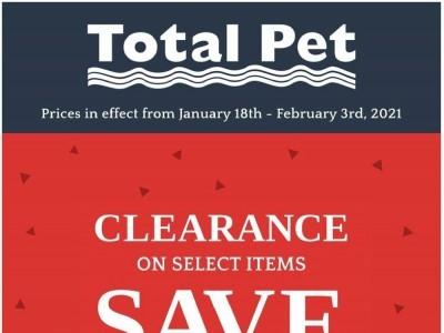 Total Pet Flyer Thumbnail