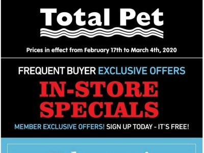 Total Pet Flyer Thumbnail
