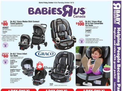 Toys R Us / Babies R Us Outdated Flyer Thumbnail