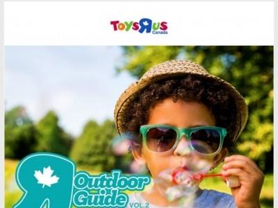 Toys R Us / Babies R Us Flyer Thumbnail