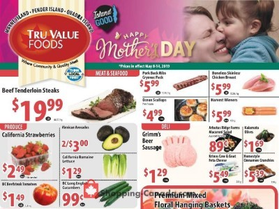 Tru Value Foods Outdated Flyer Thumbnail