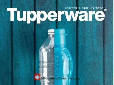 Tupperware  Flyer Thumbnail