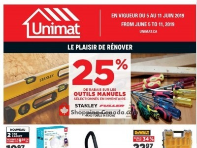 Unimat Outdated Flyer Thumbnail