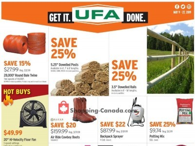 United Farmers Of Alberta Outdated Flyer Thumbnail
