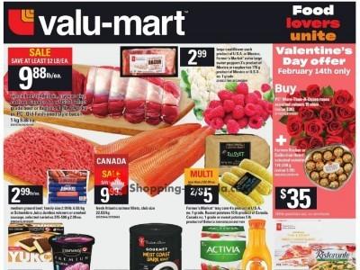 Valu-Mart Flyer Thumbnail