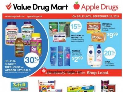 Value Drug Mart Flyer Thumbnail