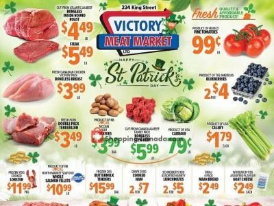 Victory Meat Market  Flyer Thumbnail