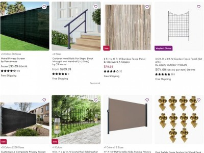 Wayfair Outdated Flyer Thumbnail