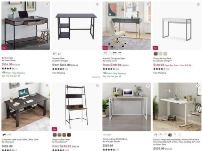 Wayfair Flyer Thumbnail
