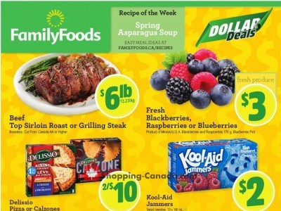 Wellburn's Food Market Outdated Flyer Thumbnail