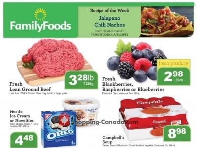 Wellburn's Food Market Flyer Thumbnail