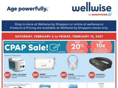 WellWise by Shoppers Drug Mart Flyer Thumbnail
